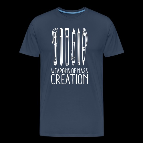 Weapons of mass creation (1c) - T-shirt Premium Homme