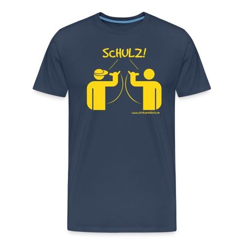 Schulz - Männer Premium T-Shirt