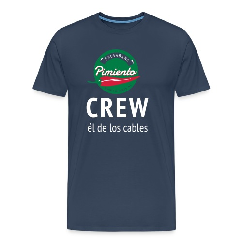 Pimiento Crew Gear - Mannen Premium T-shirt