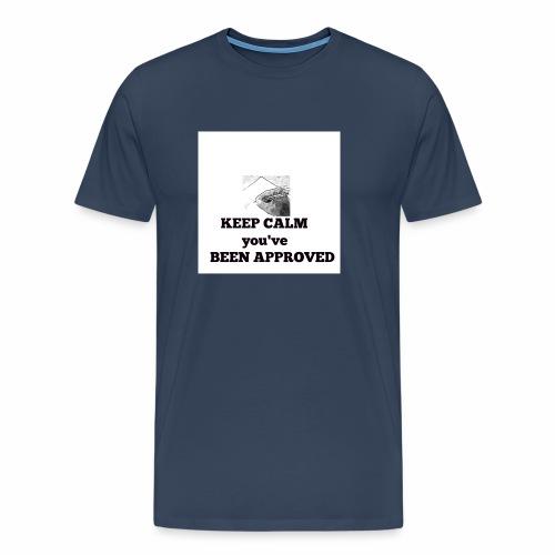 Logopit 1536755481285 - Men's Premium T-Shirt