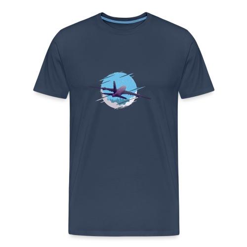 collection avion dans les airs homme - T-shirt Premium Homme