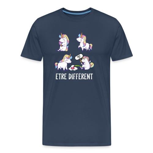 Fuck you Licorne - T-shirt Premium Homme