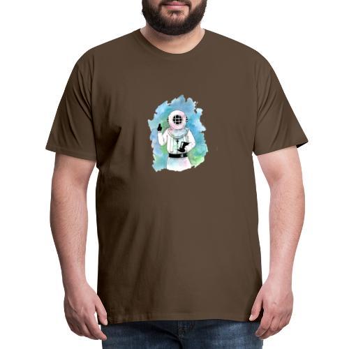 blessing - Men's Premium T-Shirt
