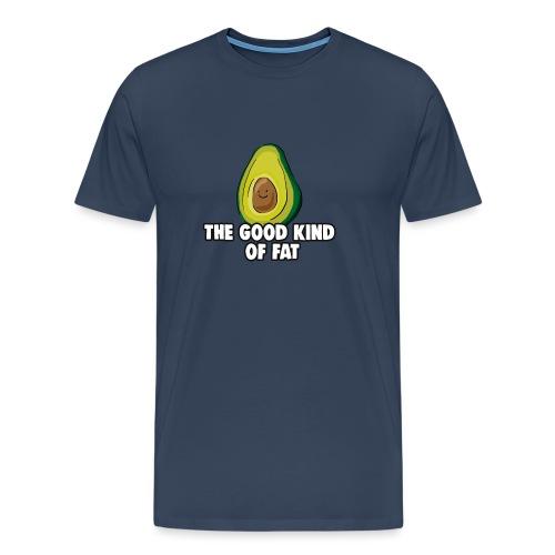 Avocado: The Good Kind of Fat - Men's Premium T-Shirt