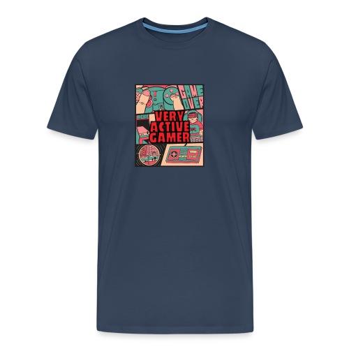 Jugador Activo - Camiseta premium hombre