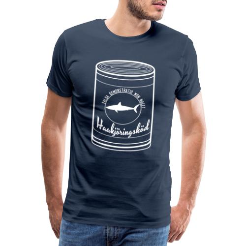 Haakjöringsköd | Jura Urteil - Männer Premium T-Shirt