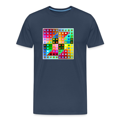 Ornament 123 - Männer Premium T-Shirt