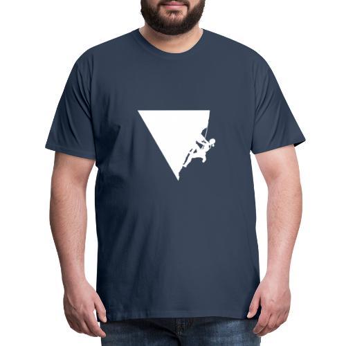 Klettern in Leonidio - Männer Premium T-Shirt