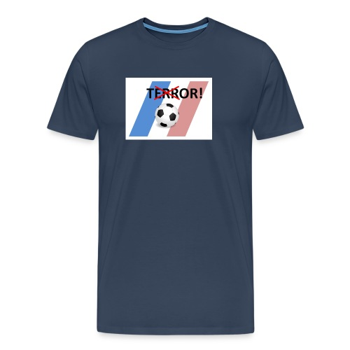 Tor statt Terror - Männer Premium T-Shirt