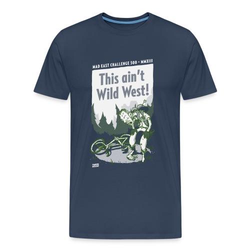 MAD EAST 500 T-Shirt 2013 (gruen) - Männer Premium T-Shirt