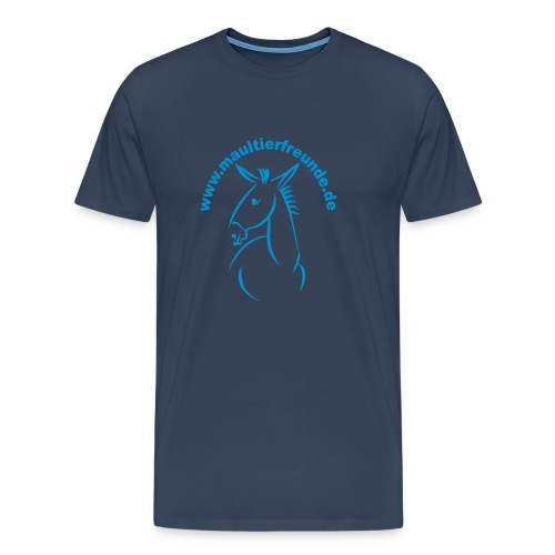 mulilogopfade1 - Männer Premium T-Shirt