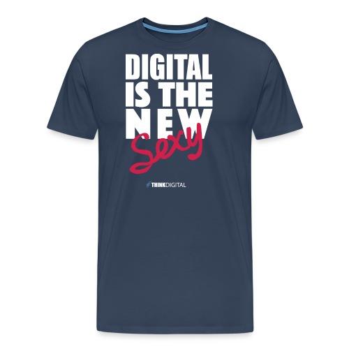 DIGITAL is the New Sexy - Maglietta Premium da uomo