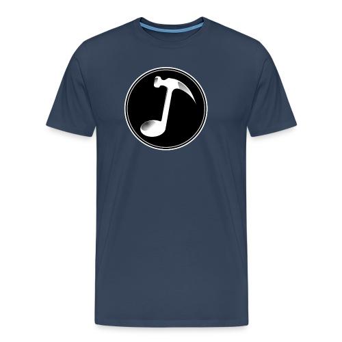 Mark The Hammer Logo - Maglietta Premium da uomo