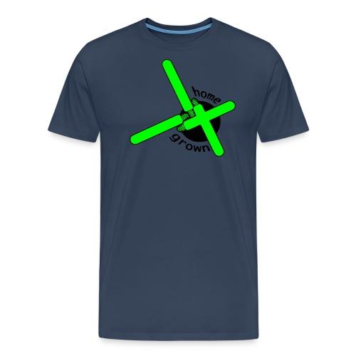 homegrown - Männer Premium T-Shirt
