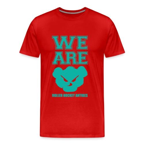weare png - T-shirt Premium Homme