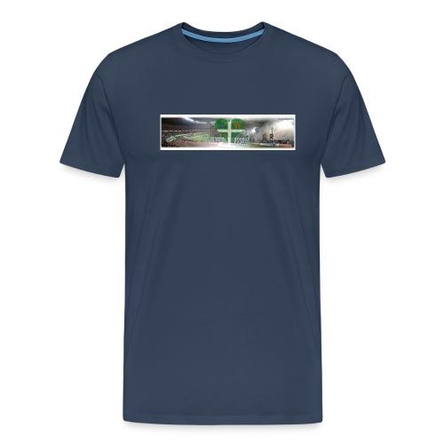 blockwest collage - Männer Premium T-Shirt