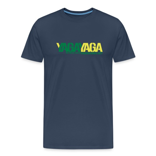 raggakingsyaga - Men's Premium T-Shirt