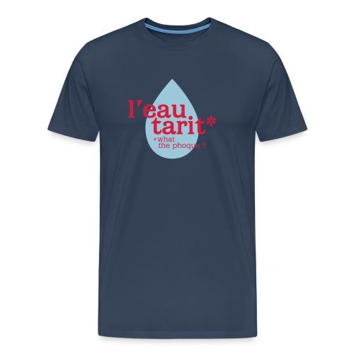 l'eau tarit - T-shirt Premium Homme
