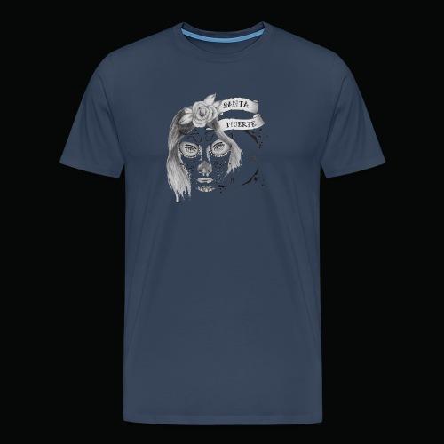 Santa Muerte - Maglietta Premium da uomo