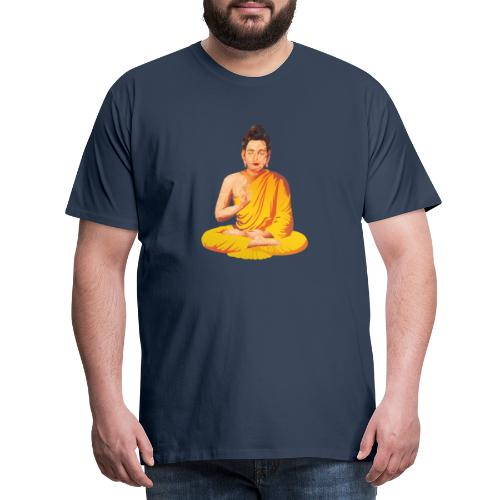Buddha Collection - Männer Premium T-Shirt