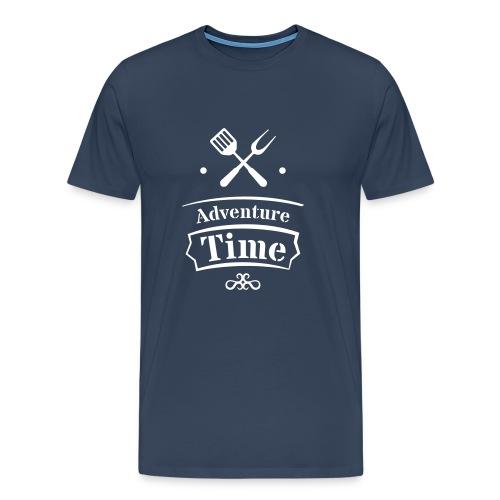 adventure time - Männer Premium T-Shirt