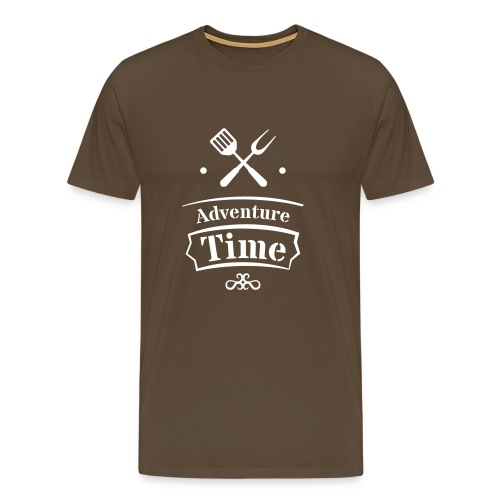 adventure time - Männer Premium T-Shirt