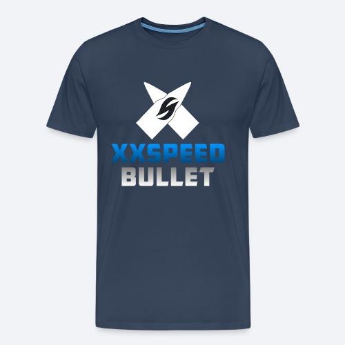 Speedbullet Avatarkopie1 png - Mannen Premium T-shirt