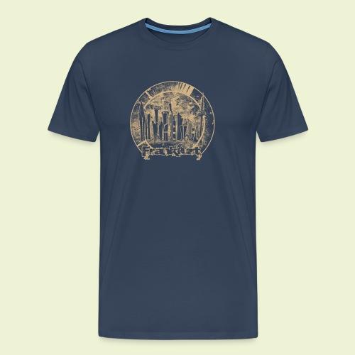 FFM Skyline R - Männer Premium T-Shirt