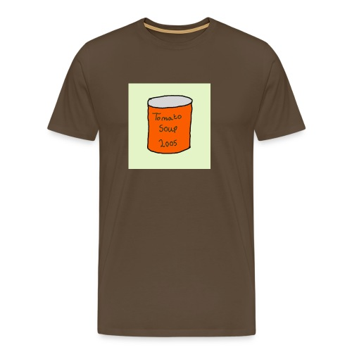 tomatosoup2 - Men's Premium T-Shirt