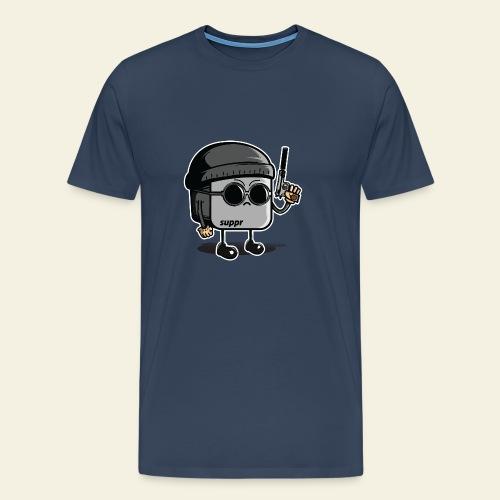 Léon touchpad - T-shirt Premium Homme