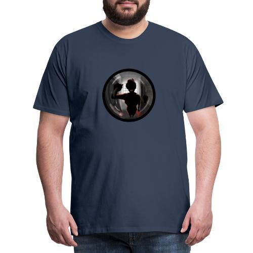 AZAFATA DEL MALETIN ROJO - Camiseta premium hombre