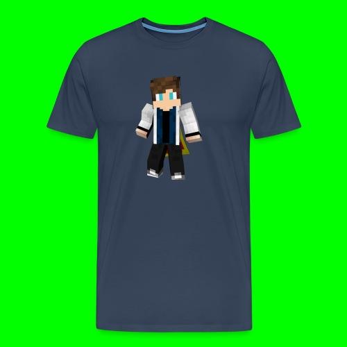 Sweat à Capuche avec Logo - T-shirt Premium Homme