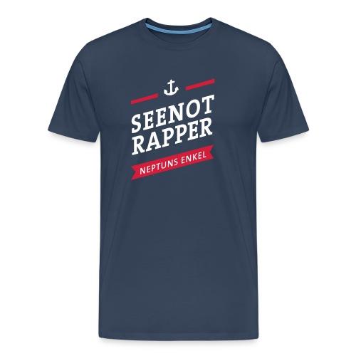 Seenotrapper - Männer Premium T-Shirt