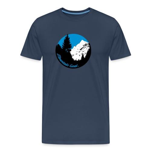 mountain_goat - Men's Premium T-Shirt