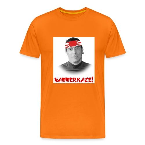 hammerkaze - Men's Premium T-Shirt
