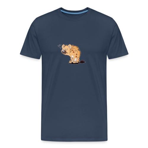 Grumpy Yeen - Männer Premium T-Shirt