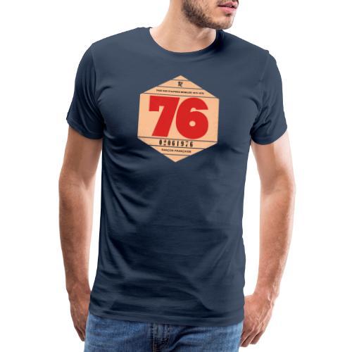 Vignette automobile 1976 - T-shirt Premium Homme