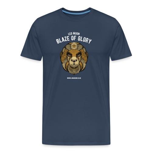 Leo Moon Dark - Men's Premium T-Shirt