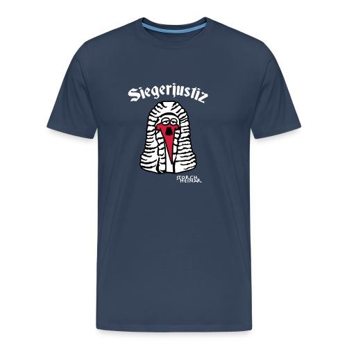 Siegerjustiz - Männer Premium T-Shirt