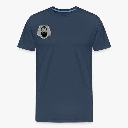 Official Laidback Logo - Men's Premium T-Shirt