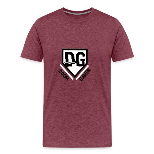 Doomgamer trui v2.0 - Mannen Premium T-shirt