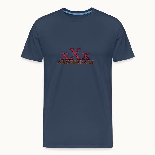 Amsterdam xXx - Männer Premium T-Shirt