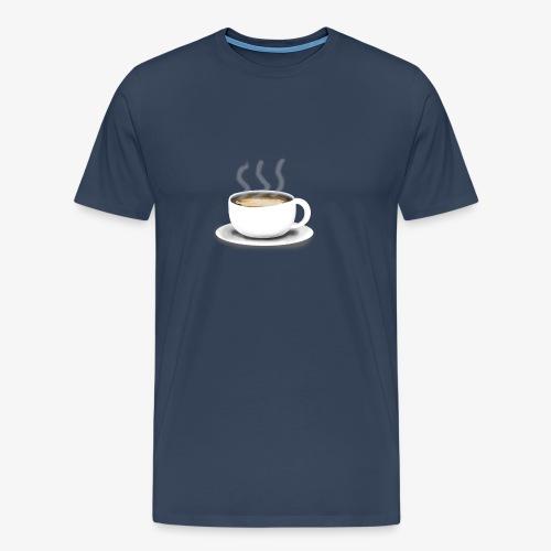 taza de te - Camiseta premium hombre