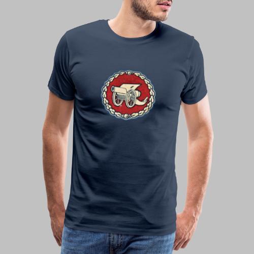 Odznaka działa polowego - Koszulka męska Premium