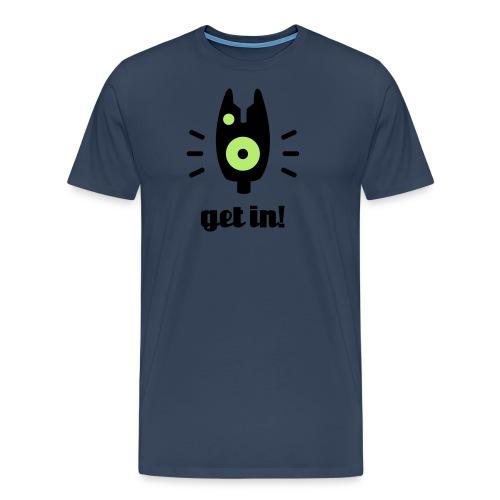 getinmicron - Men's Premium T-Shirt