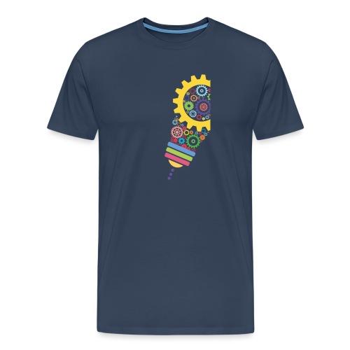 lampe2 - Männer Premium T-Shirt