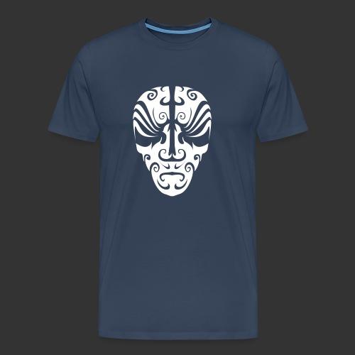 Maoriskull - Männer Premium T-Shirt