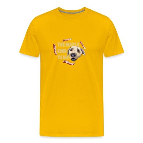 dogmaple4 - Men's Premium T-Shirt