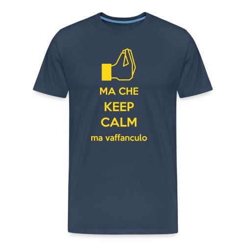 keep vaffa - Maglietta Premium da uomo