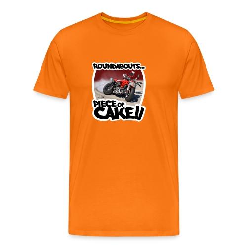 Ducati Monster Skidding - Camiseta premium hombre